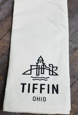 Tiffin Logo Tea Towel