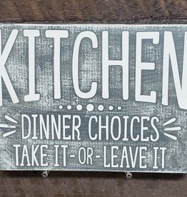 7x10 Kitchen Dinner Choices