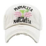 Mamacita Needs A Margarita