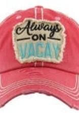 Always on Vacay
