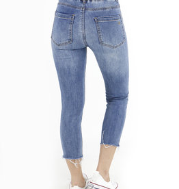 grace & lace classic mid-rise pull on cropped jegging