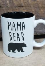 Mama Bear Mug White