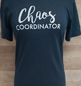 Chaos Coordinator Crew Neck T SHirt