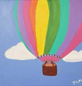 Air Balloon Painting Class SUN JUNE 2ND 1PM