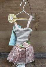 Ballerina Dress Ornament