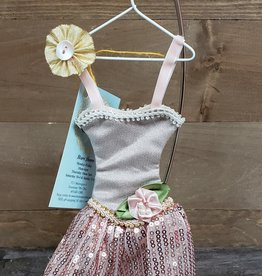 Ballerina Dress Ornament