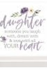 DAUGHTER JEWELRY BOX