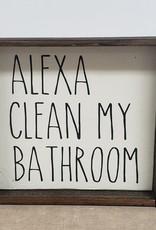6X6 ALEXA BATHROOM