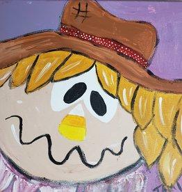 Scarecrow Painting Class SUN 11/10 1PM