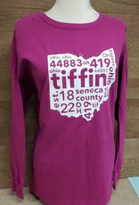2017 Tiffin Crew Neck Long Sleeve T