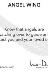 Angel Wing Brass STC378