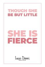Affirmation She is Fierce Bracelet