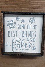 6x6 Flakes Friends