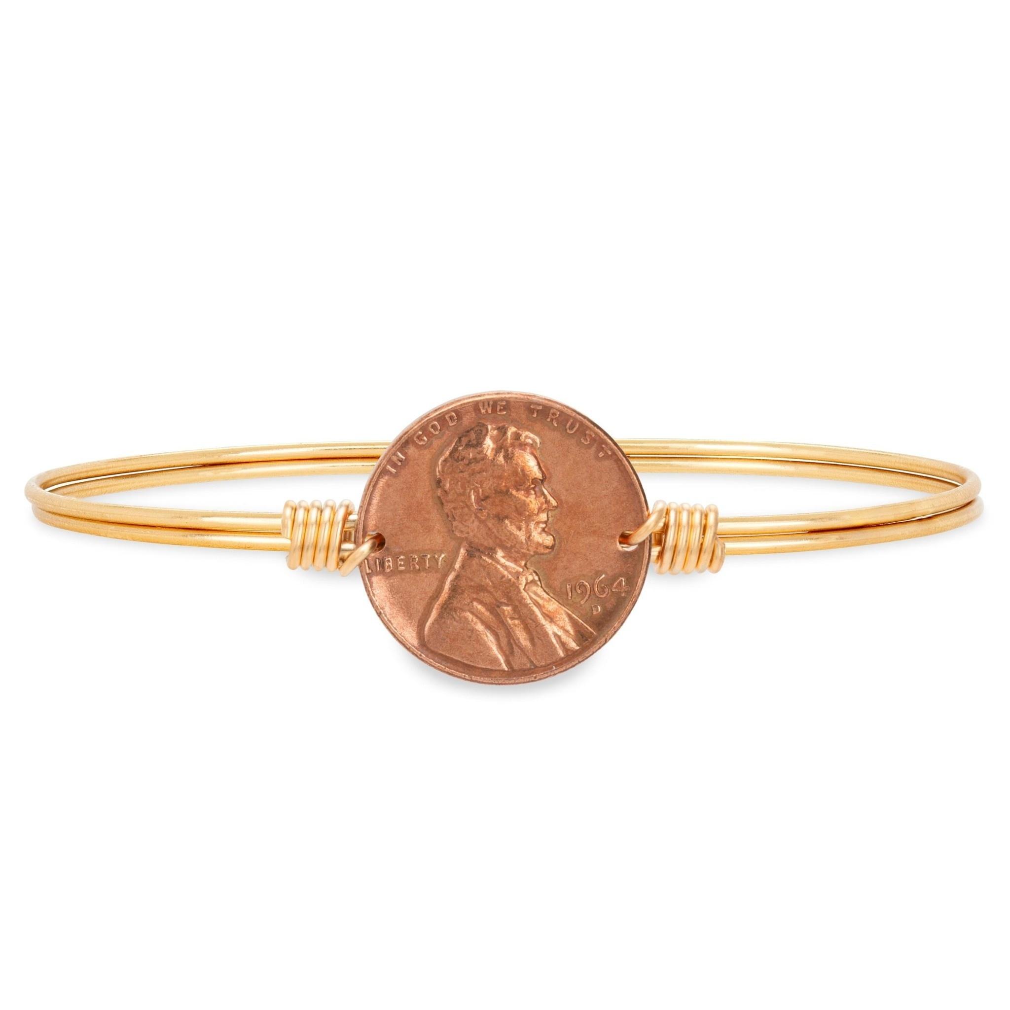 Penny Bracelet Brass STC771