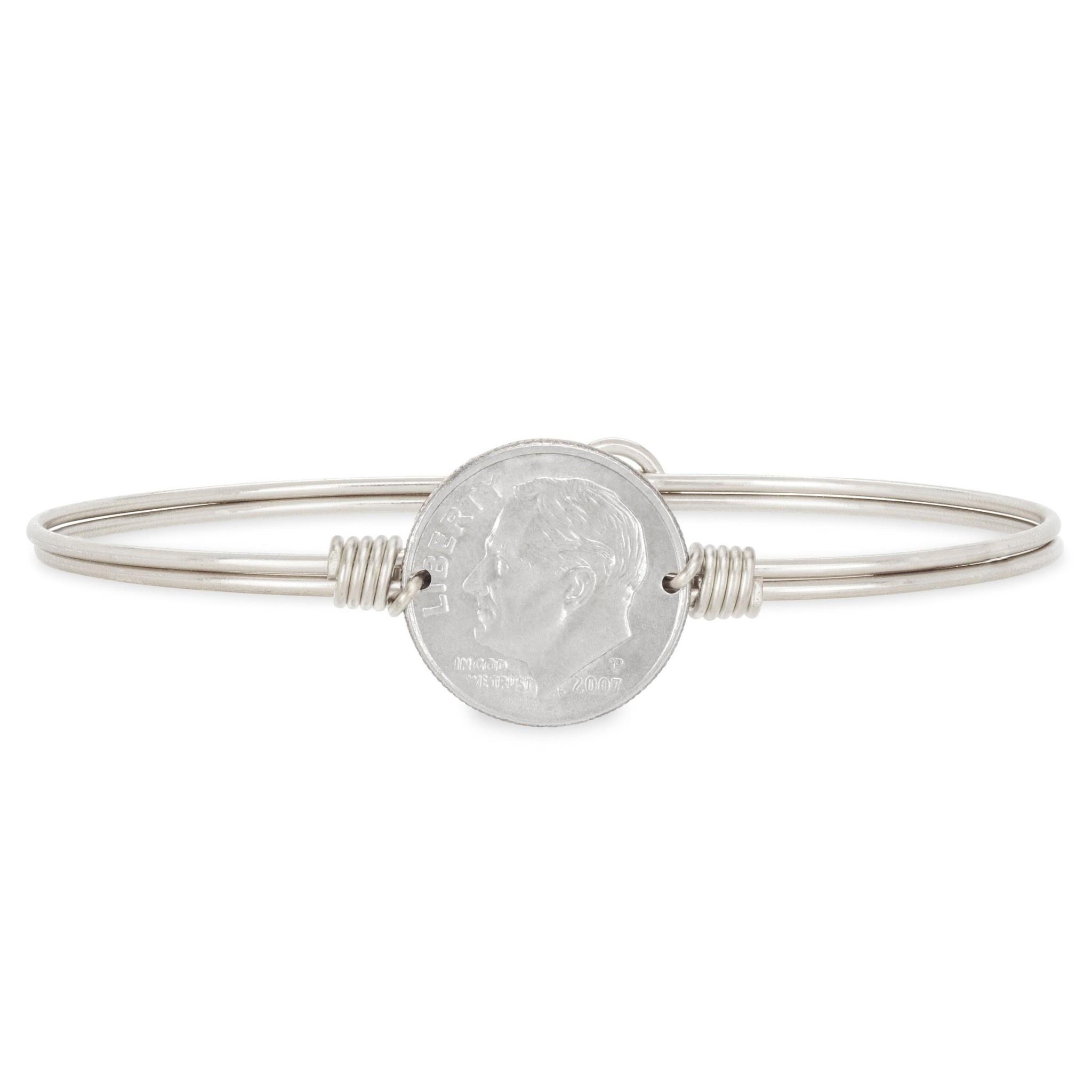 Dime Bracelet Silver STC915S