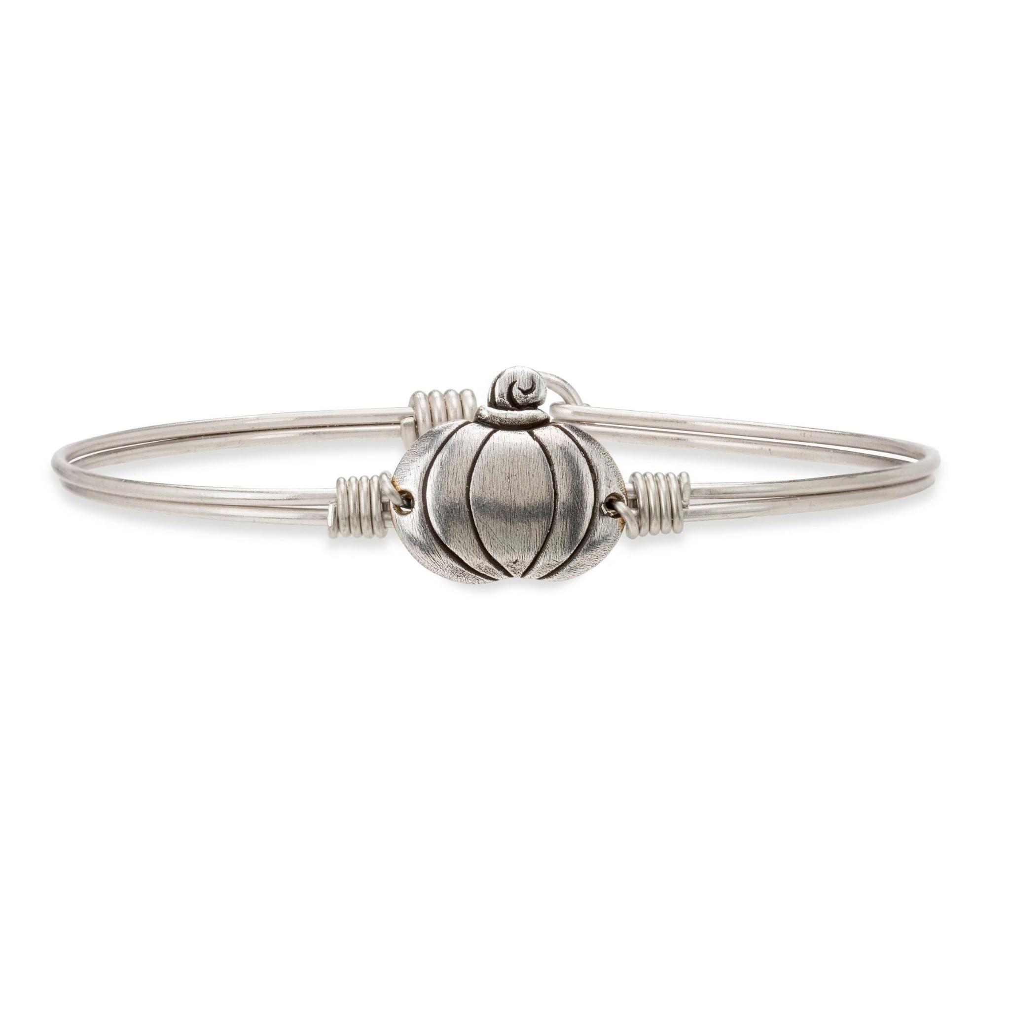 Pumpkin Bracelet Silver