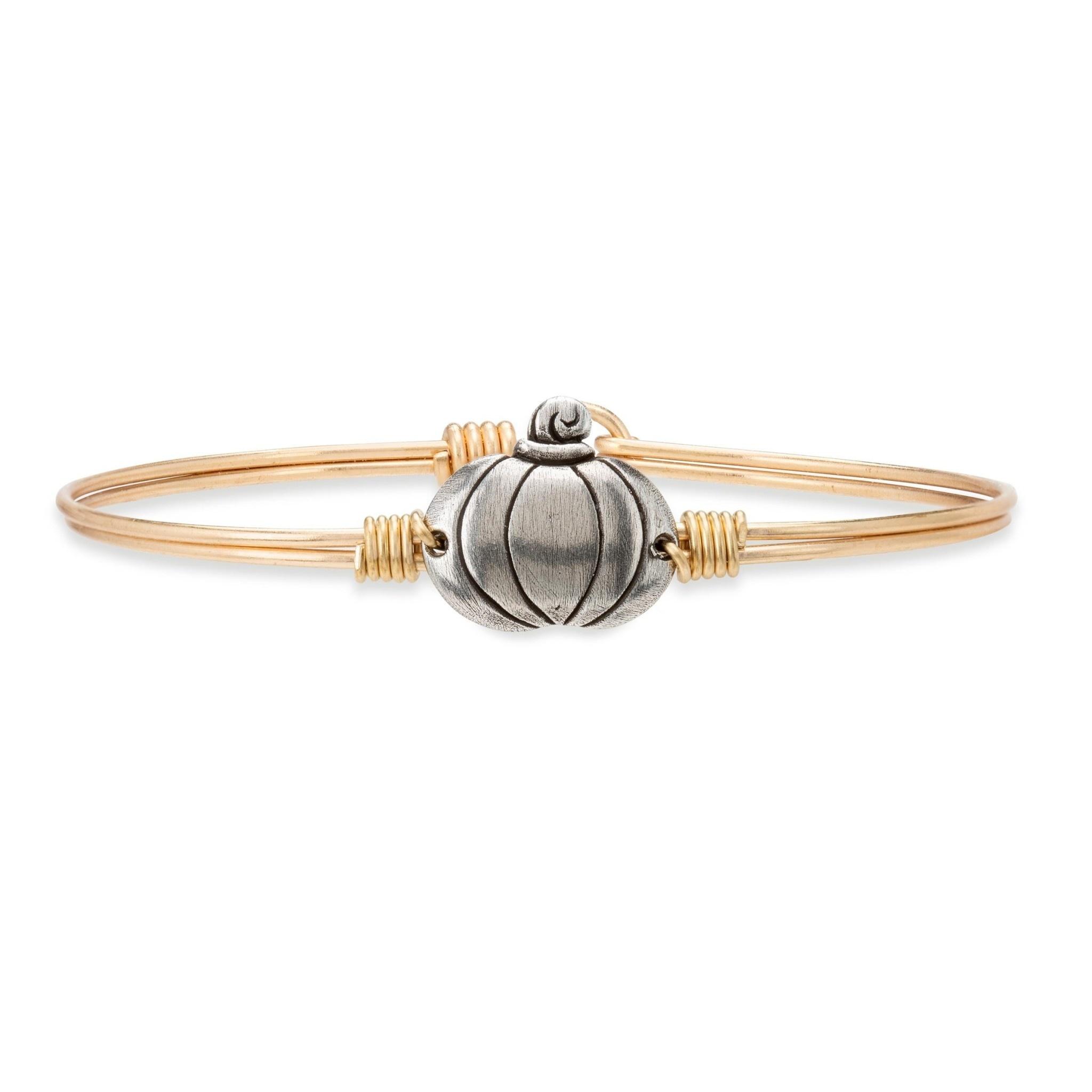 Pumpkin Bracelet Brass