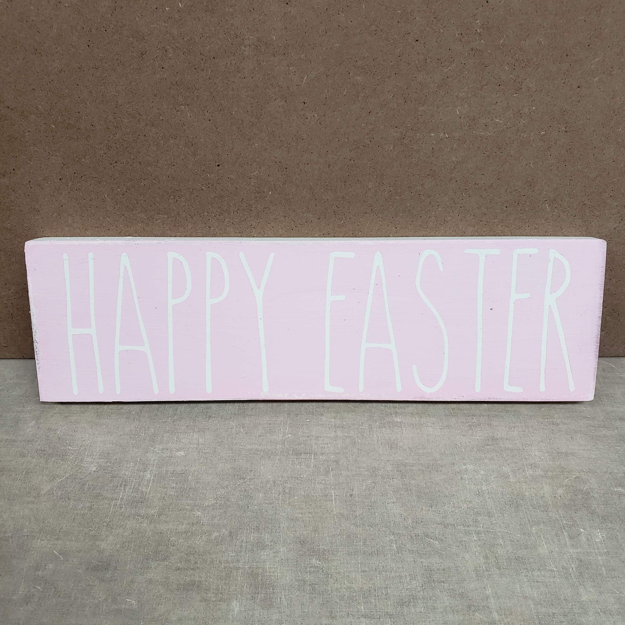 4x12 Happy Easter  Sign