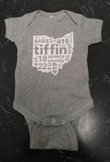 Baby 2017 Tiffin Onesie