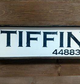 Tiffin 5.5x17 Framed Grey/Cream