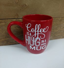 Hug in a Mug Red