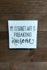 6X6 MY HUSBAND'S WIFE