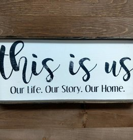 7x17 this is us large framed