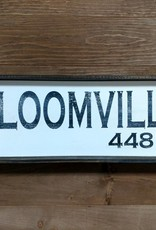 Bloomville 6x18 Framed