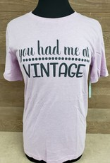you had me at VINTAGE