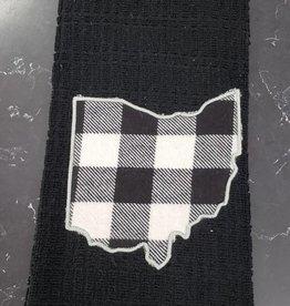 Lance Black Ohio Towel