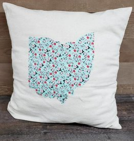 12x12  Ohio Pillow Megan