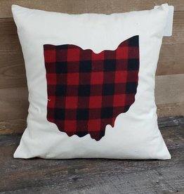 12x12 Ohio Pillow Scott