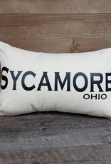 City Zip Pillow Sycamore