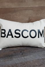 City Zip Pillow- Bascom