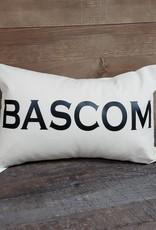 City Zip Pillow- Bascom