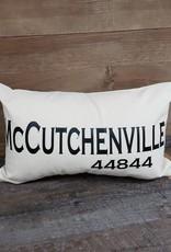 City Zip Pillow McCutchenville
