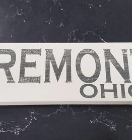 Fremont 4x12 Sign