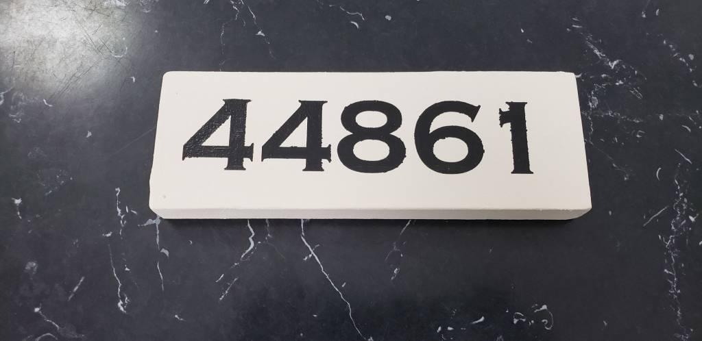 44861 Cream 2.5x7