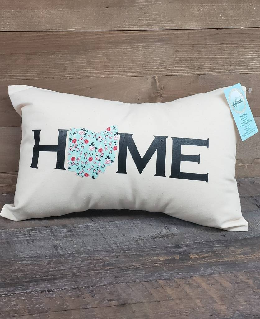 12x18 Home Pillow Megan