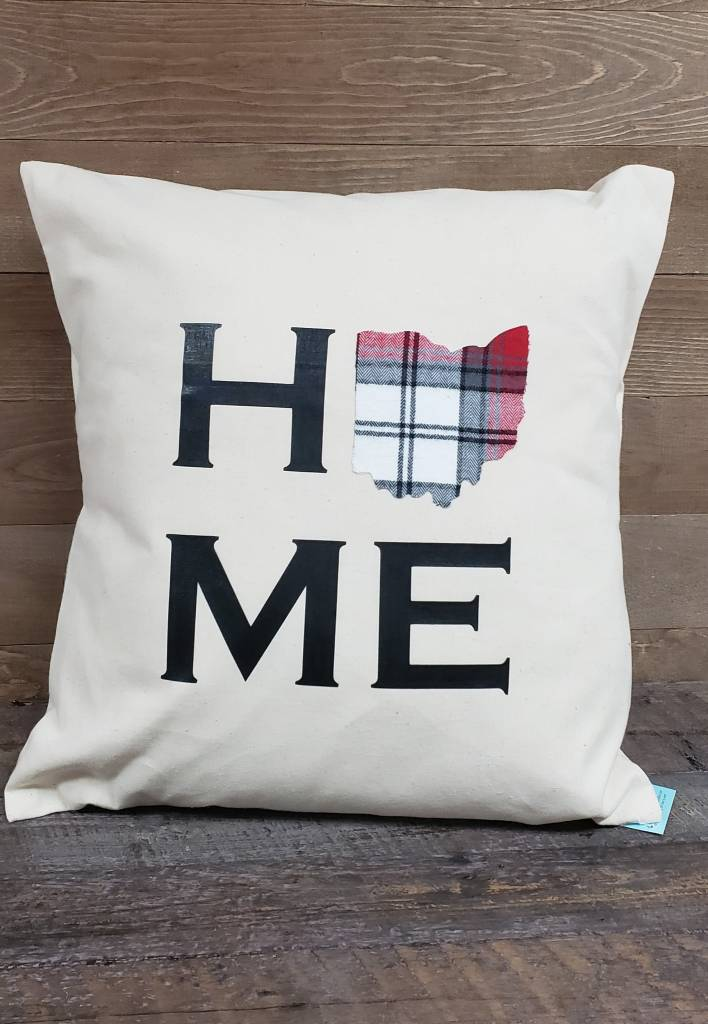18x18 Home Pillow Noah