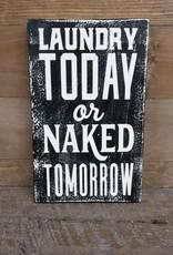 6X9 Laundry today naked tom black