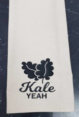 Kale Yeah Tea Towel