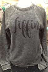 Tiffin Grey Acid Sweatshirt