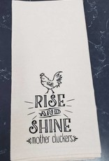 Rise and Shine Tea Towel