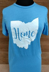 Home Ohio w/ White Crew Neck