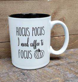 Hocus Pocus White Mug