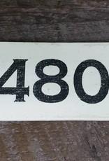 44809 Cream 2.5x7