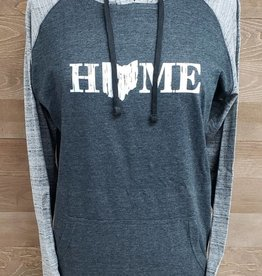 Home Charcoal/Marbled Hoodie
