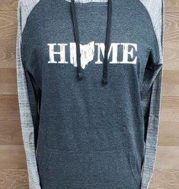 Home Charcoal/Marbled Hoodie