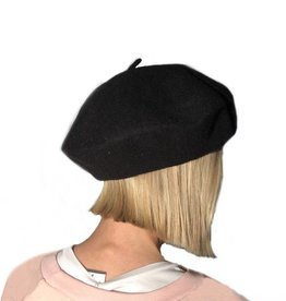 "Berets Limited ""Alex""  Black Beret"